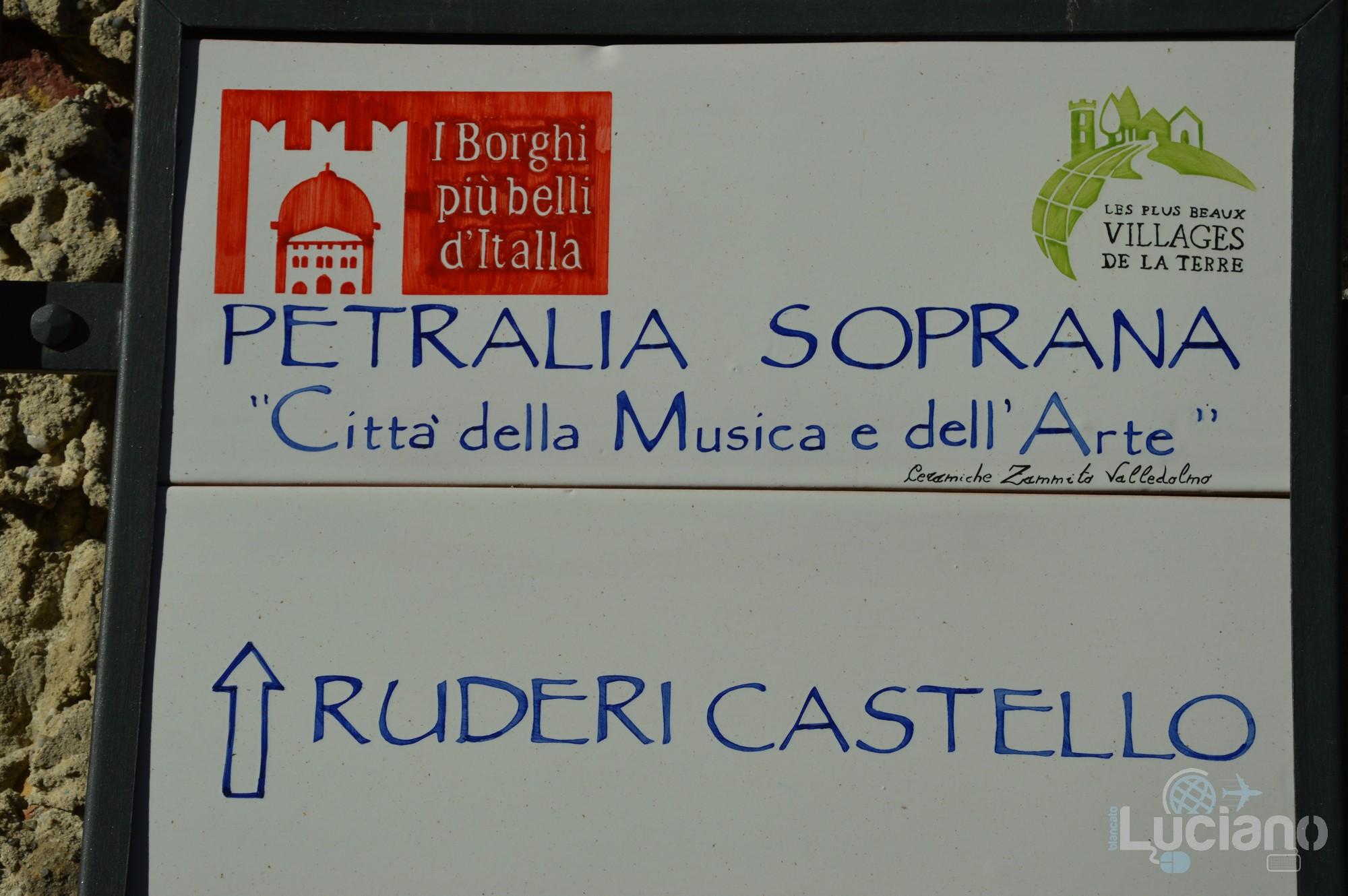 Petralia Soprana - Palermo -  I Borghi più belli d'Italia - Borgo più bello d'Italia 2018 - Les Plus beaux villages de la terre
