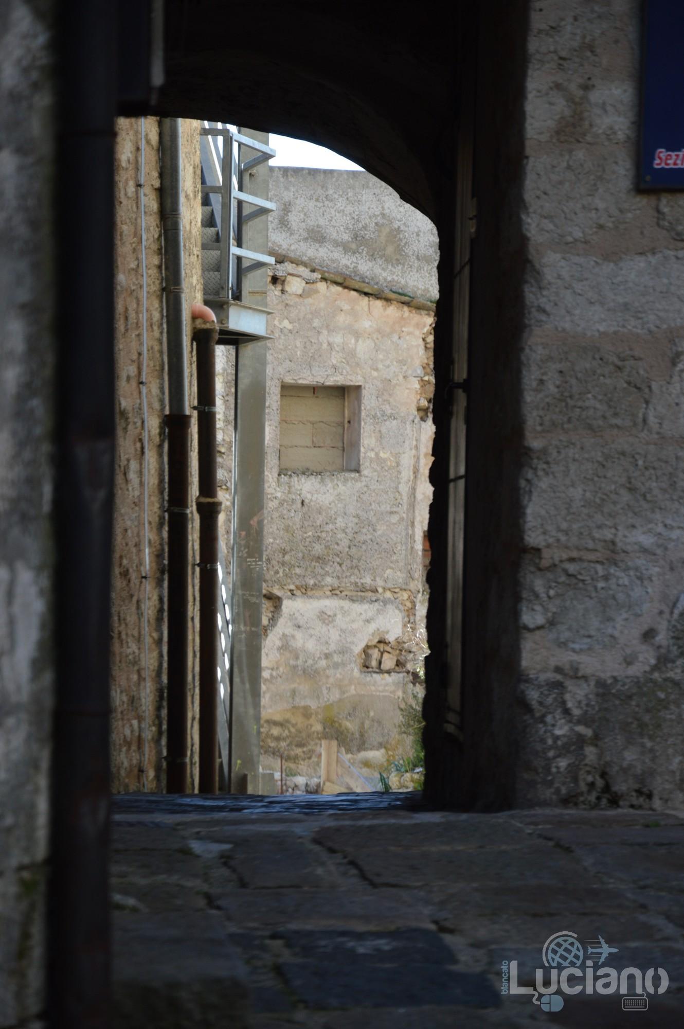 In giro per le vie di Petralia Soprana - Palermo -  I Borghi più belli d'Italia - Borgo più bello d'Italia 2018