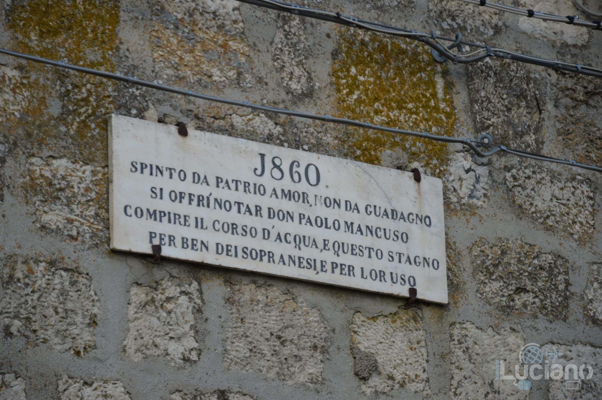 J860 a Petralia Soprana - Palermo -  I Borghi più belli d'Italia - Borgo più bello d'Italia 2018