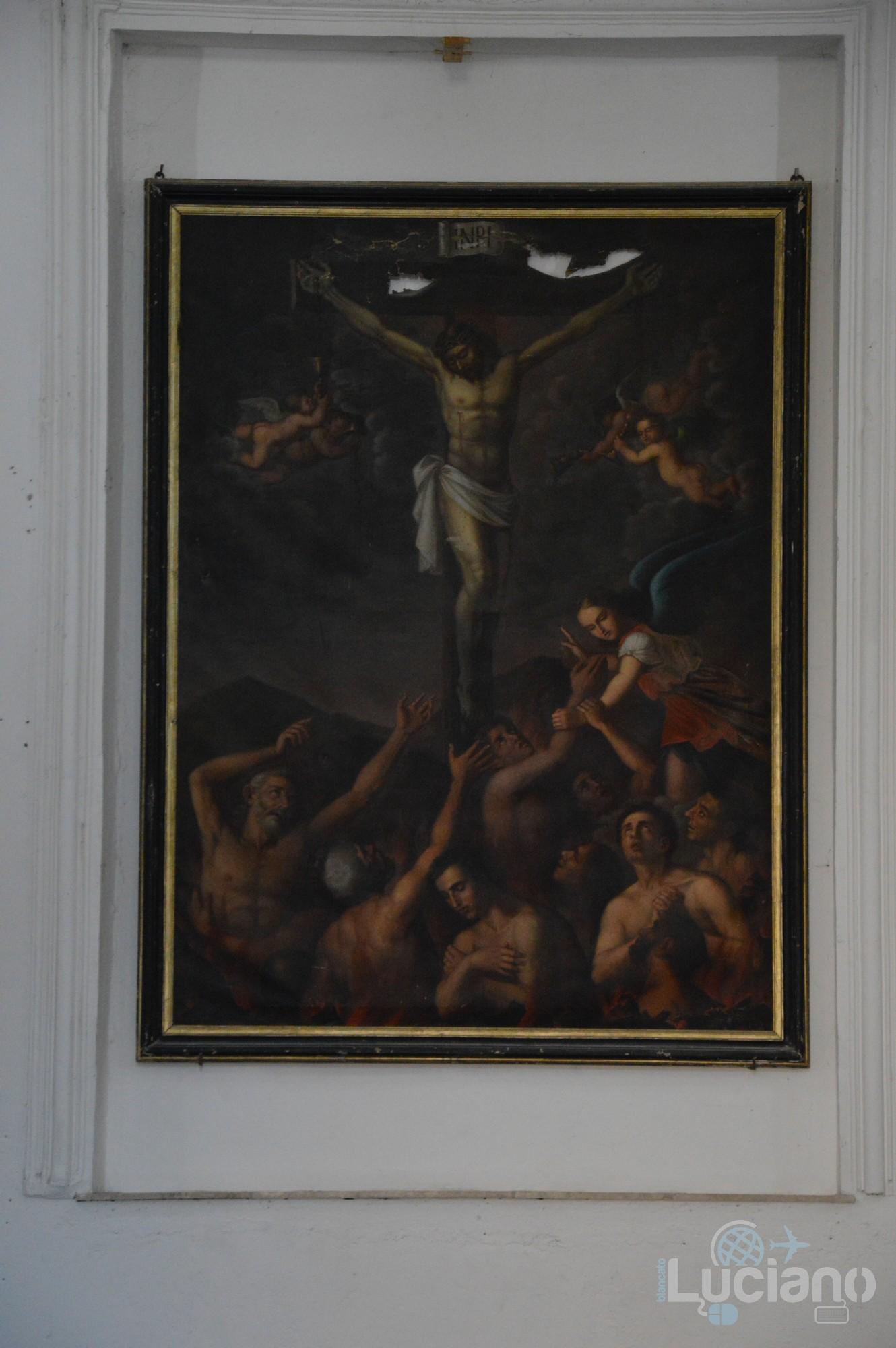 Chiesa delle Anime Purganti a Petralia Soprana - Palermo -  I Borghi più belli d'Italia - Borgo più bello d'Italia 2018