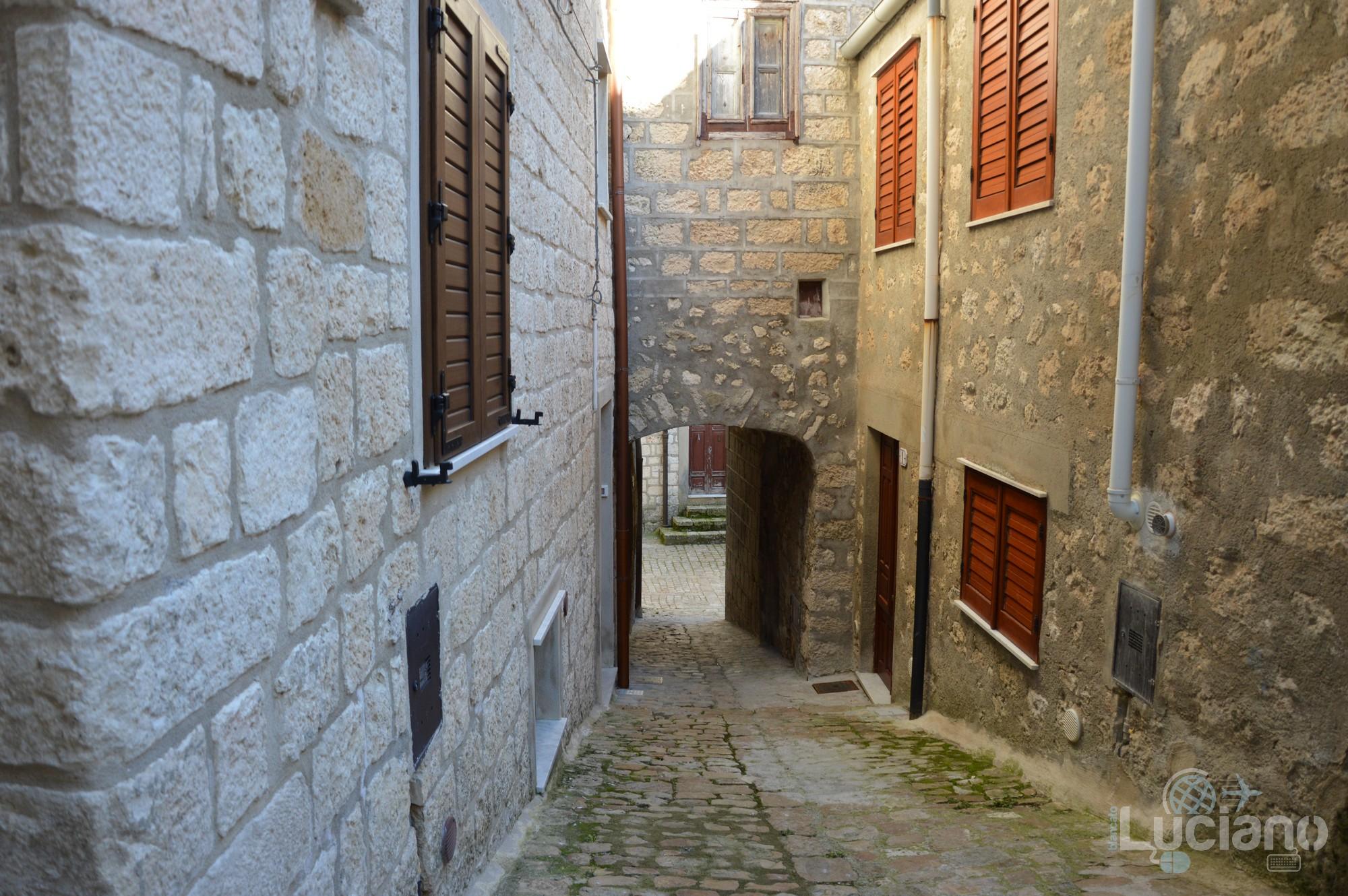 Per le vie di Petralia Soprana - Palermo -  I Borghi più belli d'Italia - Borgo più bello d'Italia 2018