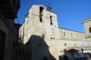 Chiesa Matrice nel borgo di Petralia Soprana - Palermo -  I Borghi più belli d'Italia - Borgo più bello d'Italia 2018