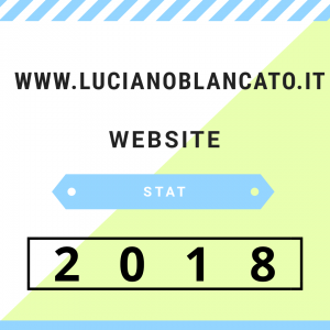 www.lucianoblancato.it 2018 stats