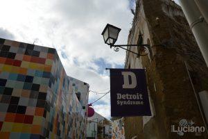 Detroit Syndrome al Cortile Bentivegna presso il Farm Cultural Park a Favara (AG)