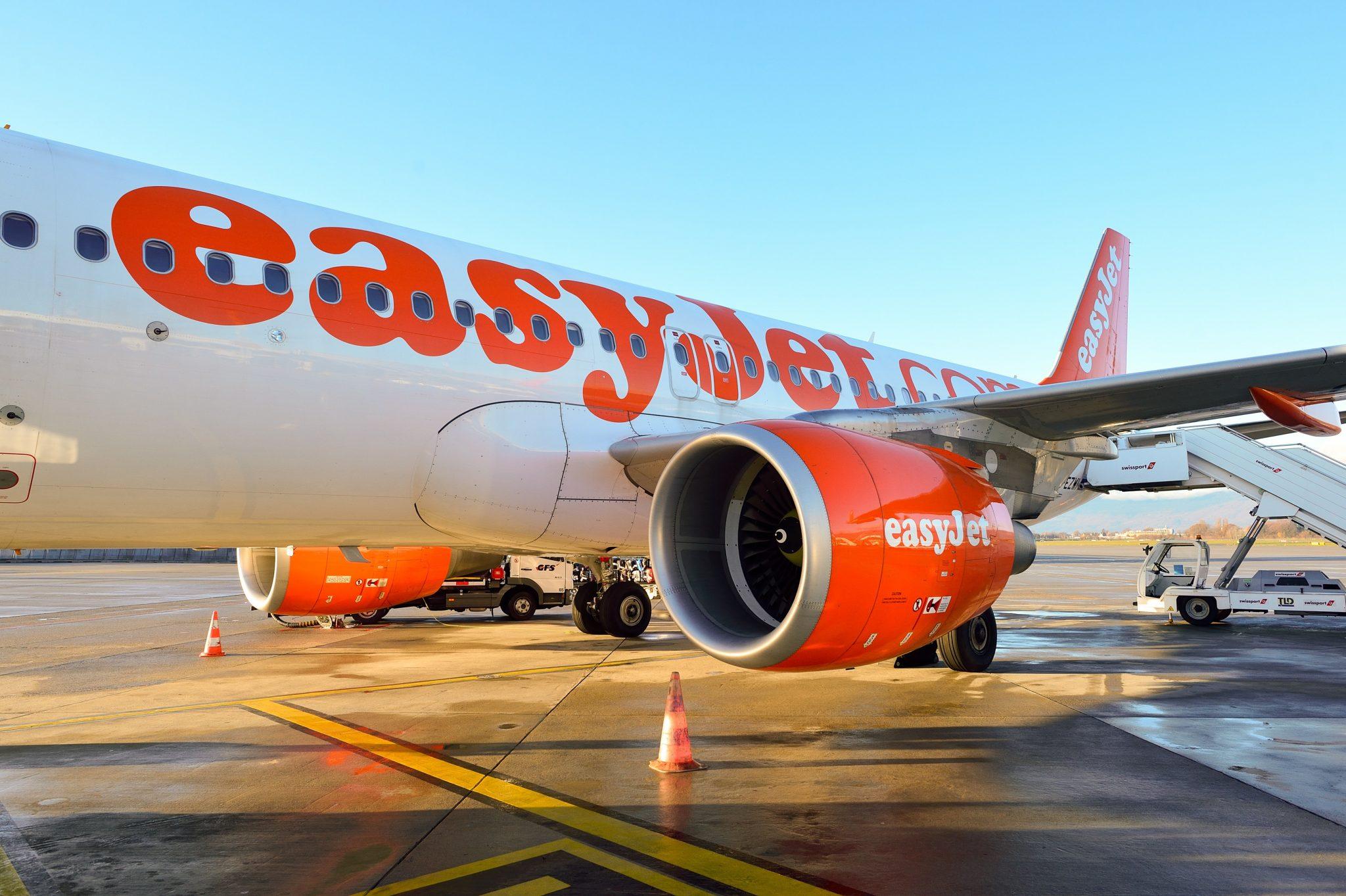 Elenco voli – Easyjet 2019