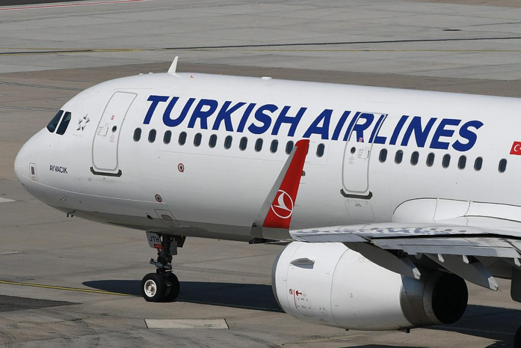 Turkish Airlines - aereo