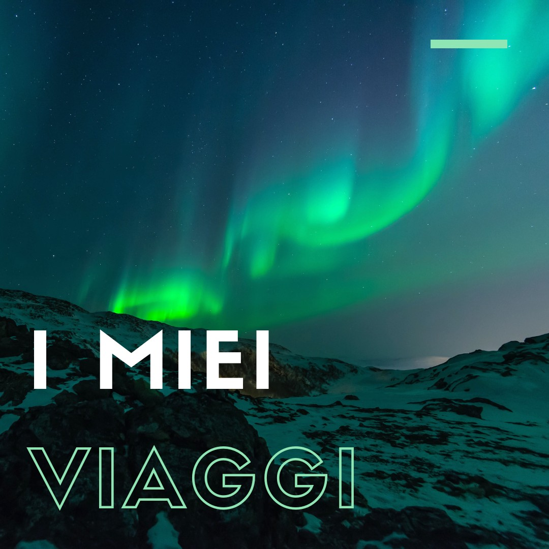 I Miei Viaggi - Banner