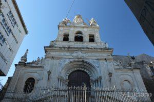 Chiesa Cattolica di Sant'Agata al Carcere. In giro per catania, durante i festeggiamenti per Sant'Agata 2019 - Catania (CT)
