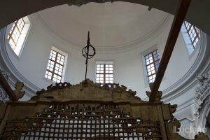 interno della  Chiesa della Badia di Sant'Agata, durante i festeggiamenti per Sant'Agata 2019 - Catania (CT)