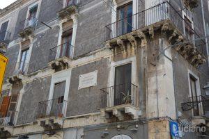 Casa Mario Rapisardi In giro per catania, durante i festeggiamenti per Sant'Agata 2019 - Catania (CT)