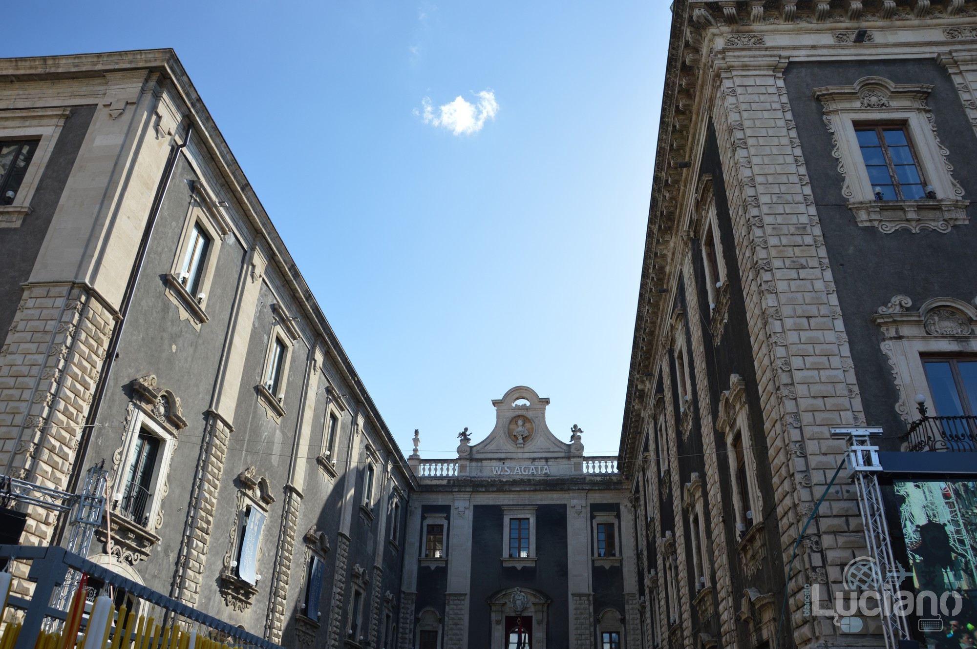 Museo Diocesano Catania, durante i festeggiamenti per Sant'Agata 2019 - Catania (CT)