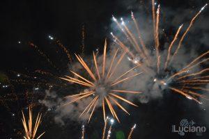 Fuochi pirotecnici di Sant'Agata 2019, sera del 3 febbraio - Catania (CT)