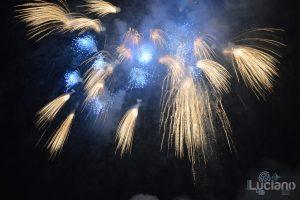 Sant'Agata Fuochi pirotecnici di Sant'Agata 2019, sera del 3 febbraio - Catania (CT)- Catania (CT)