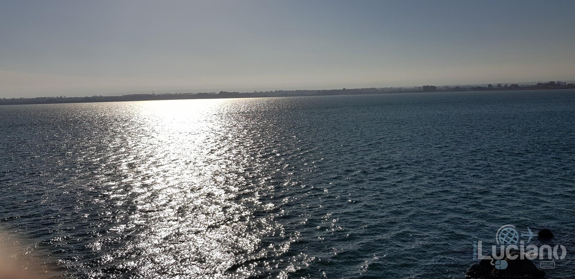 Siracusa - Ortigia - Vista dal porto vecchio