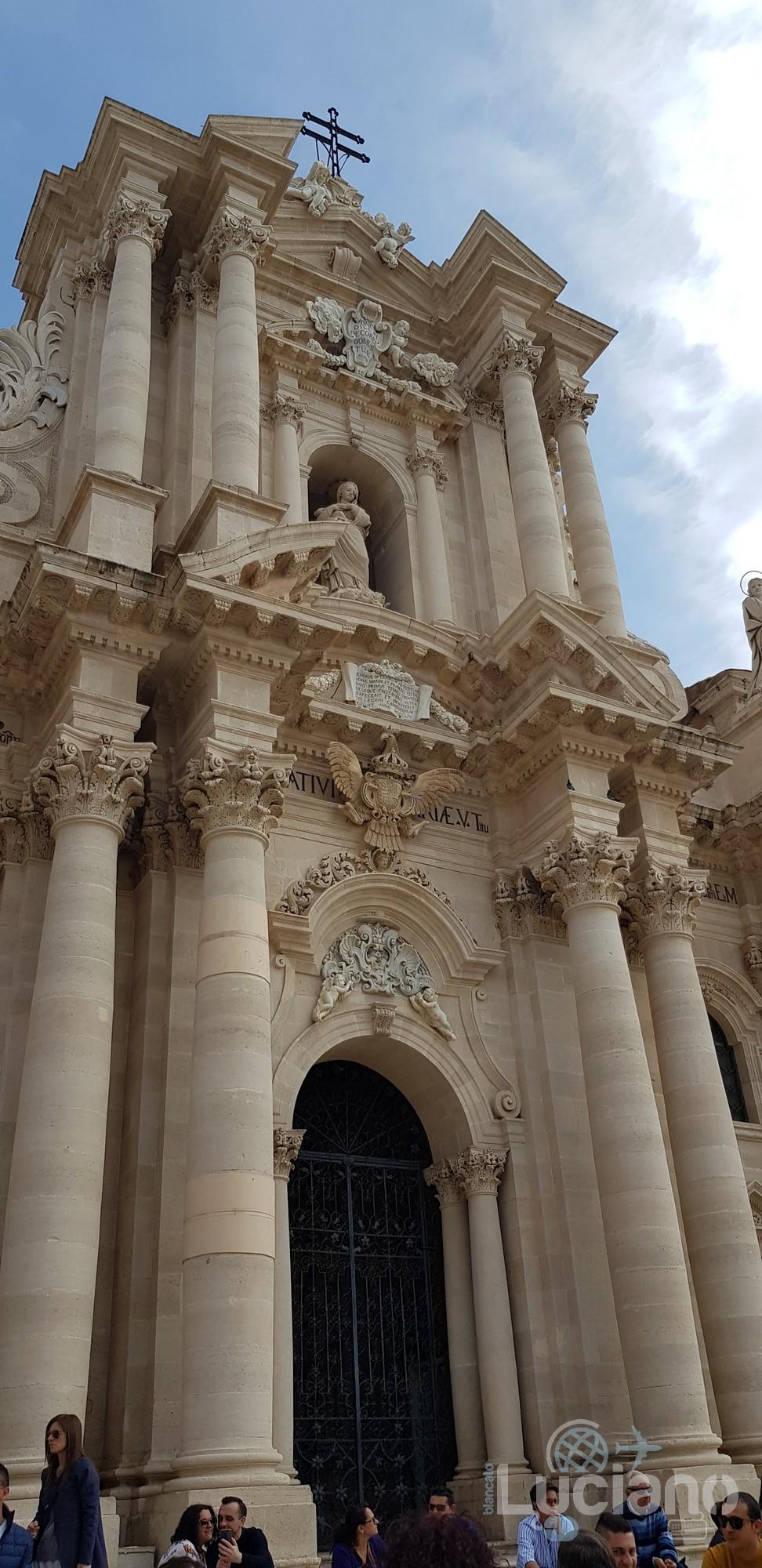 Siracusa - Duomo di Siracusa - Ortigia