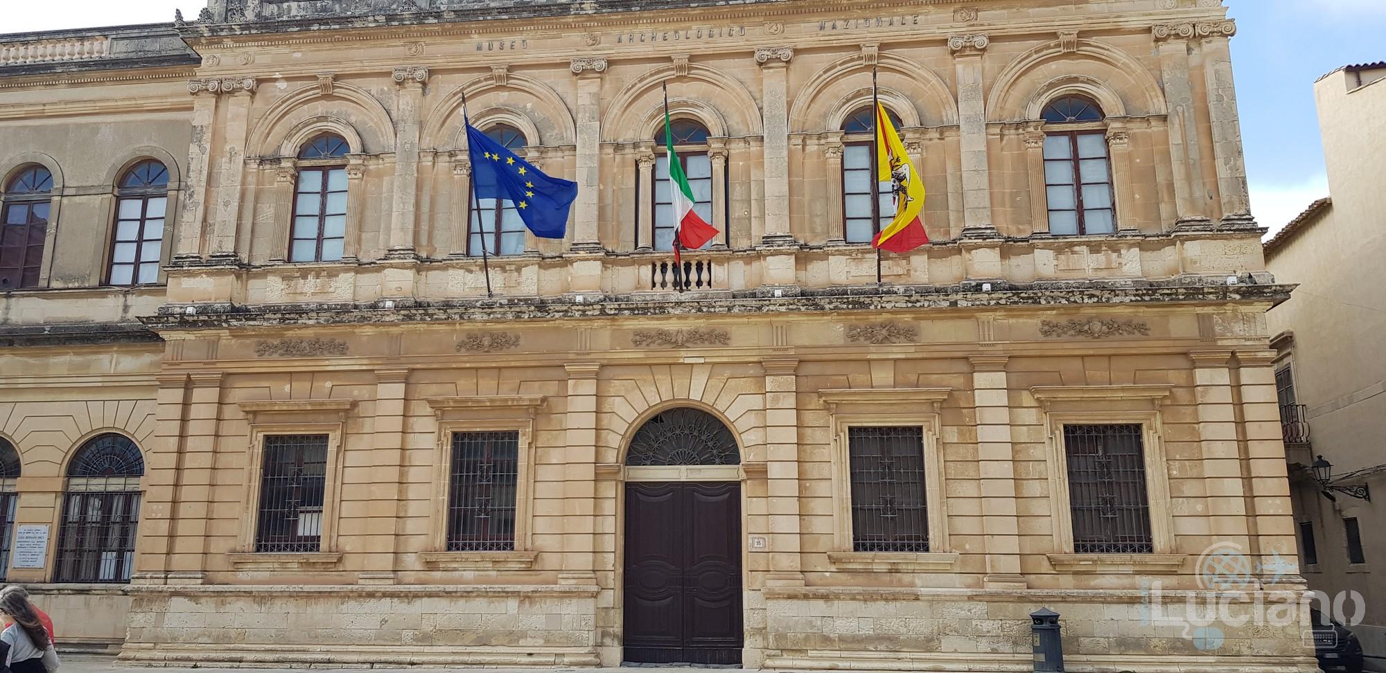 Palazzo della Sovrintendenza ai Beni Culturali della Provincia di Siracusa