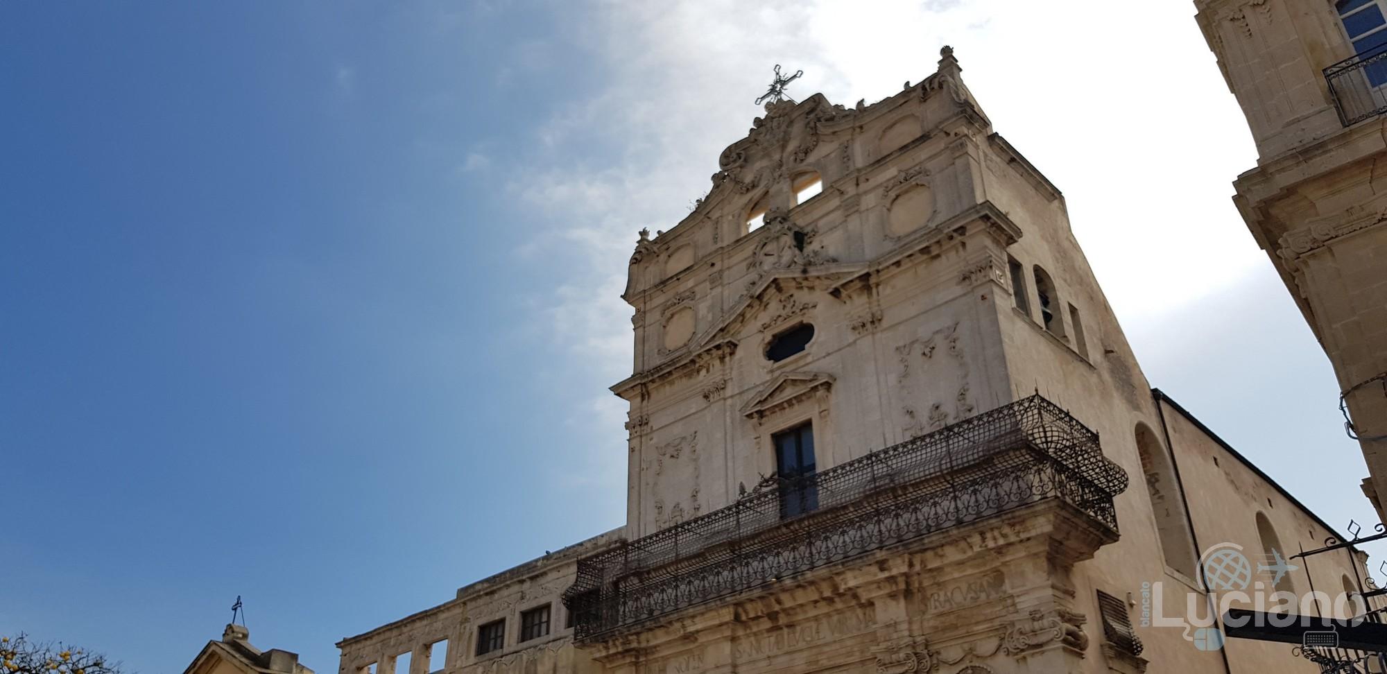 Siracusa - Chiesa di Santa Lucia alla Badia