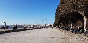 Siracusa - lungomare di Siracusa, Ortigia - Porta Marina
