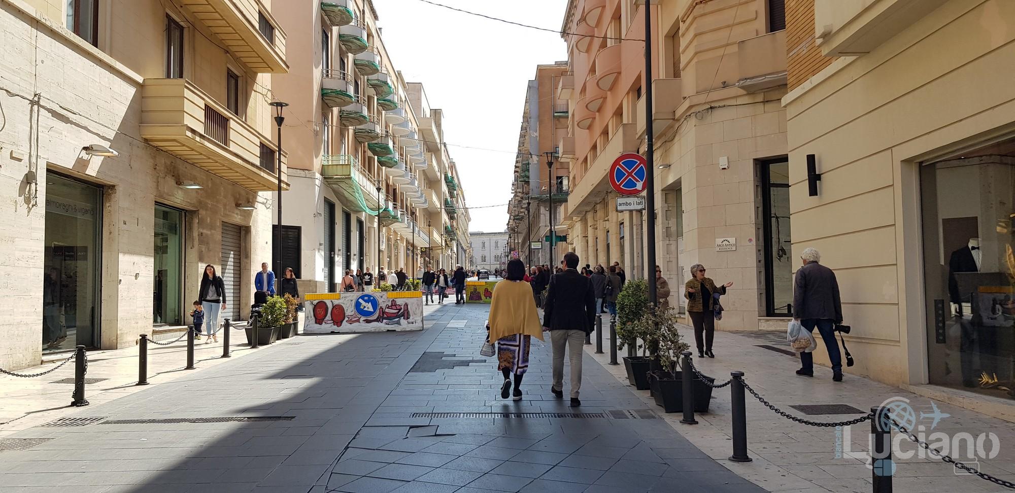 Siracusa - Corso Giacomo Matteotti
