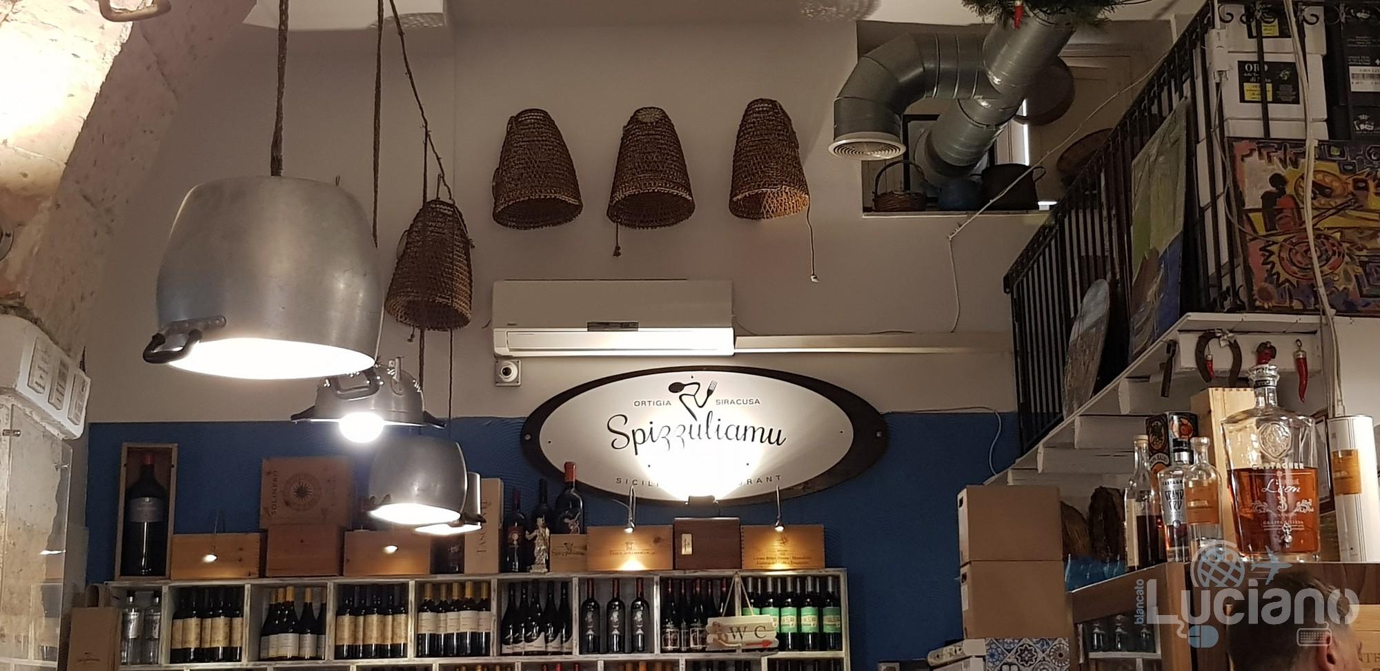 Siracusa - Spizzuliamu - interno locale