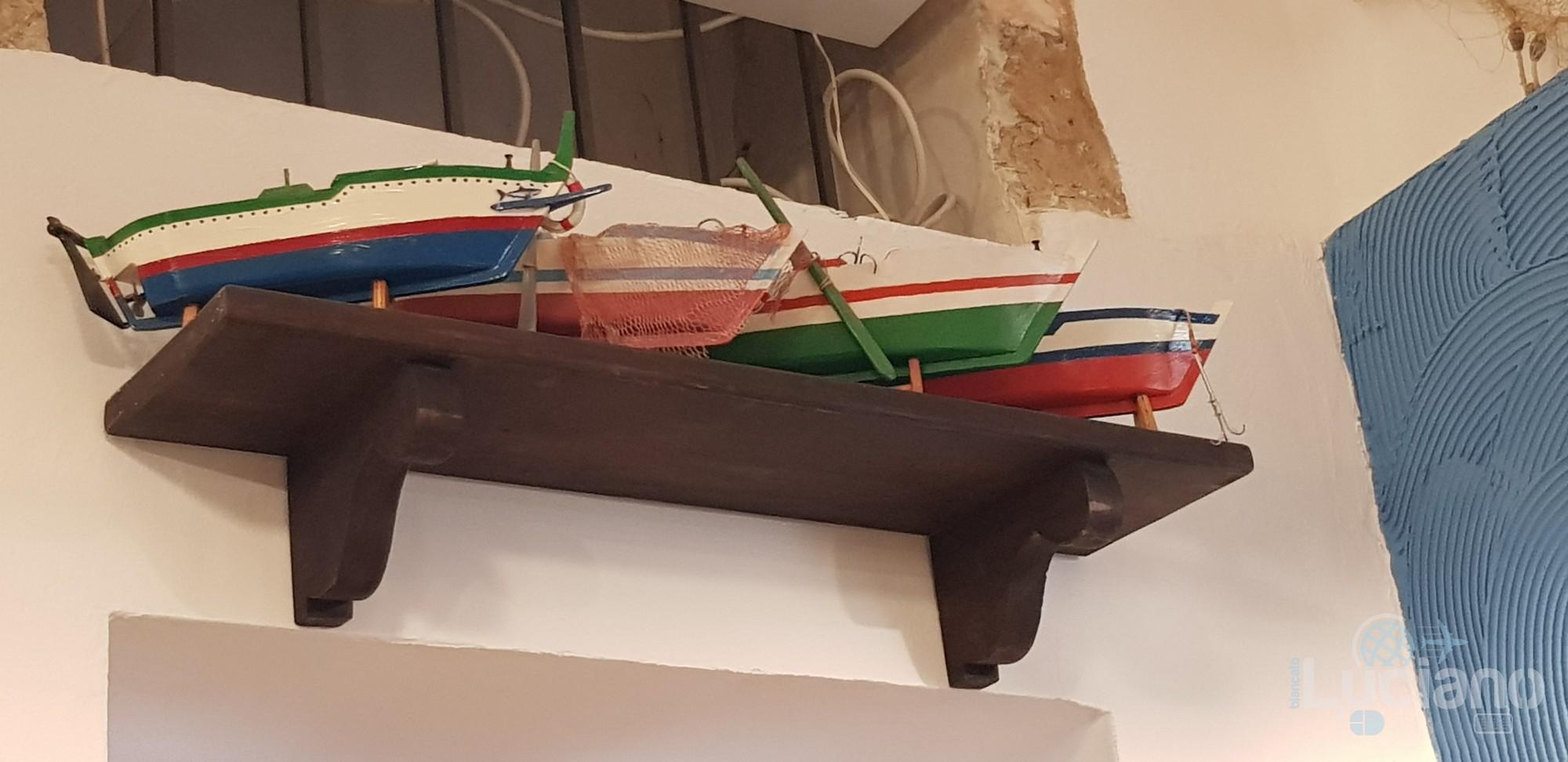 Siracusa - Spizzuliamu - Pasta alla spizzuliamu - modellini barche