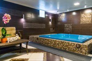 Bellevue Park Hotel Riga - idromassaggio