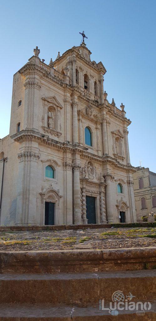 Chiesa Madre - San Giovanni Apostolo - Sortino (SR)