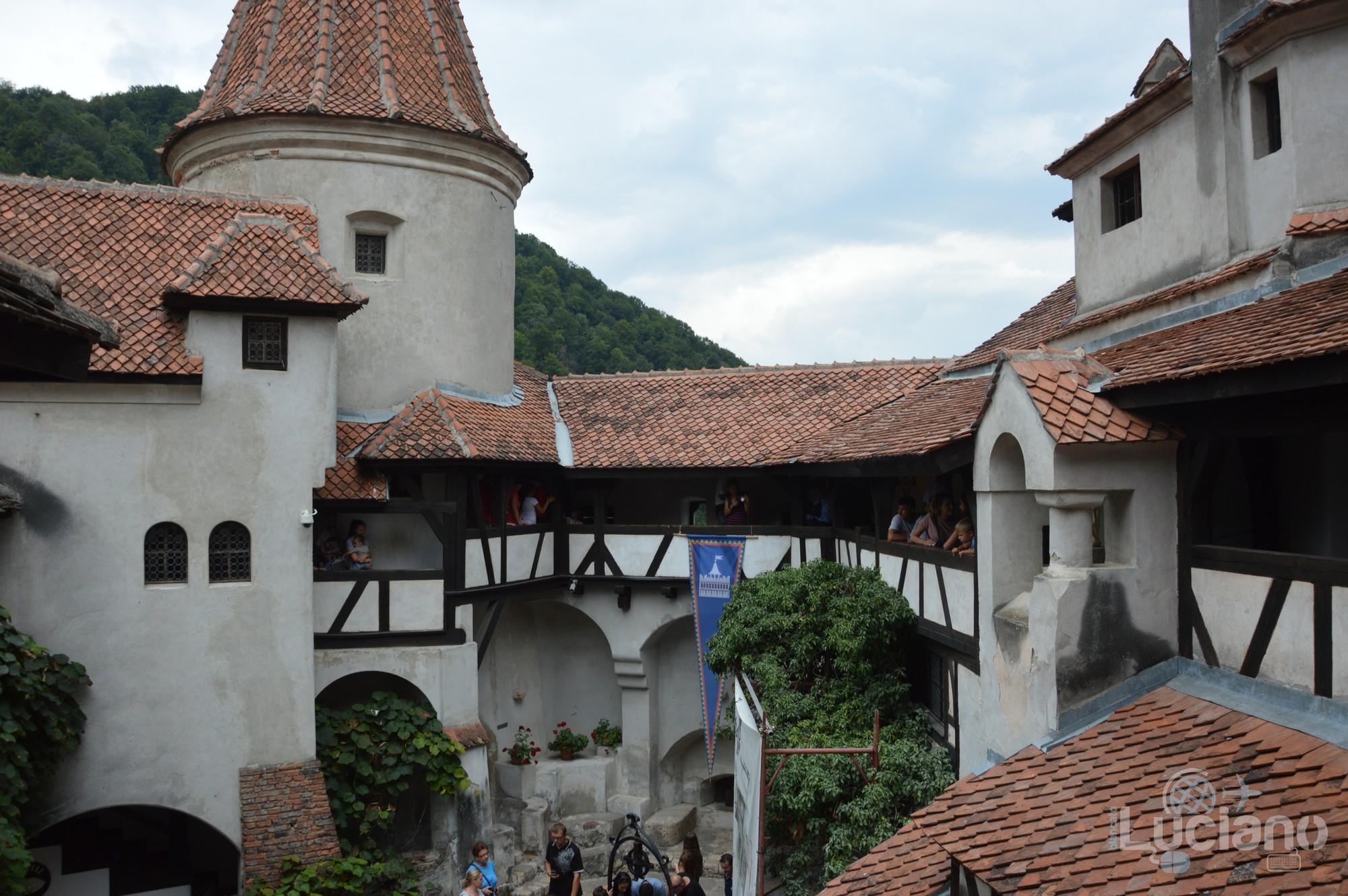 Il Castello di Bran o del Conte Dracula