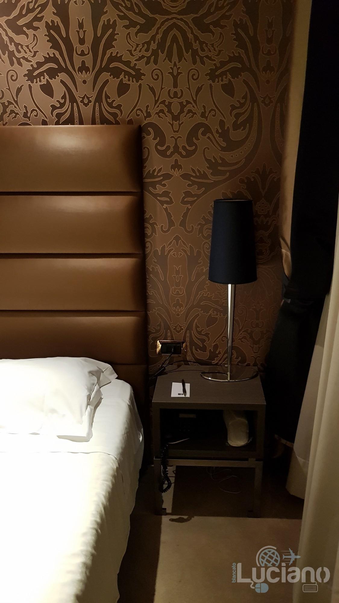 Hotel - Mozart - Milano - Camera singola - Letto