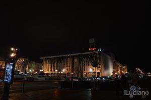 Independence Square - Майдан Незалежності - Kiev - Ucraina