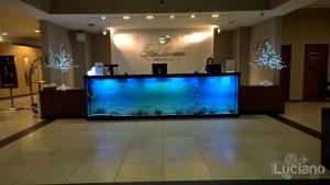 Bellevue Park Hotel Riga - ingresso reception