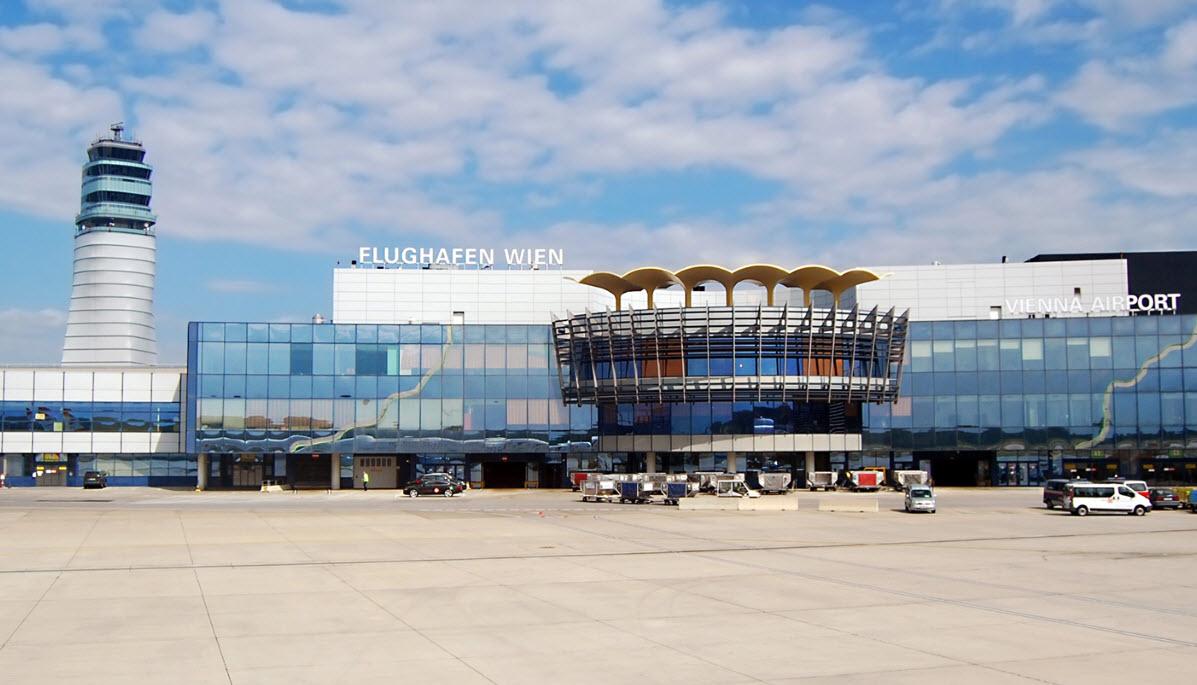 Come andare dall'aeroporto di Vienna (VIE) al centro