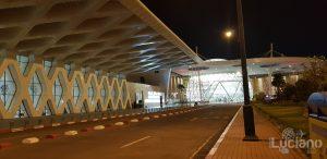 Aeroporto Marrakesh - Marocco - RAK