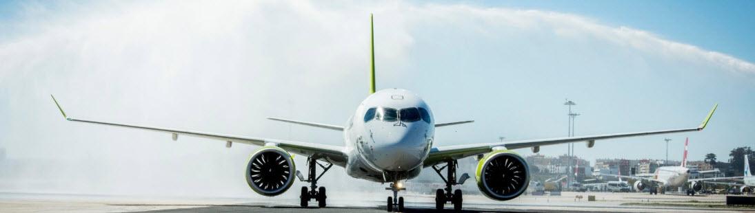 AirBaltic: nuove rotte per Catania (CTA).