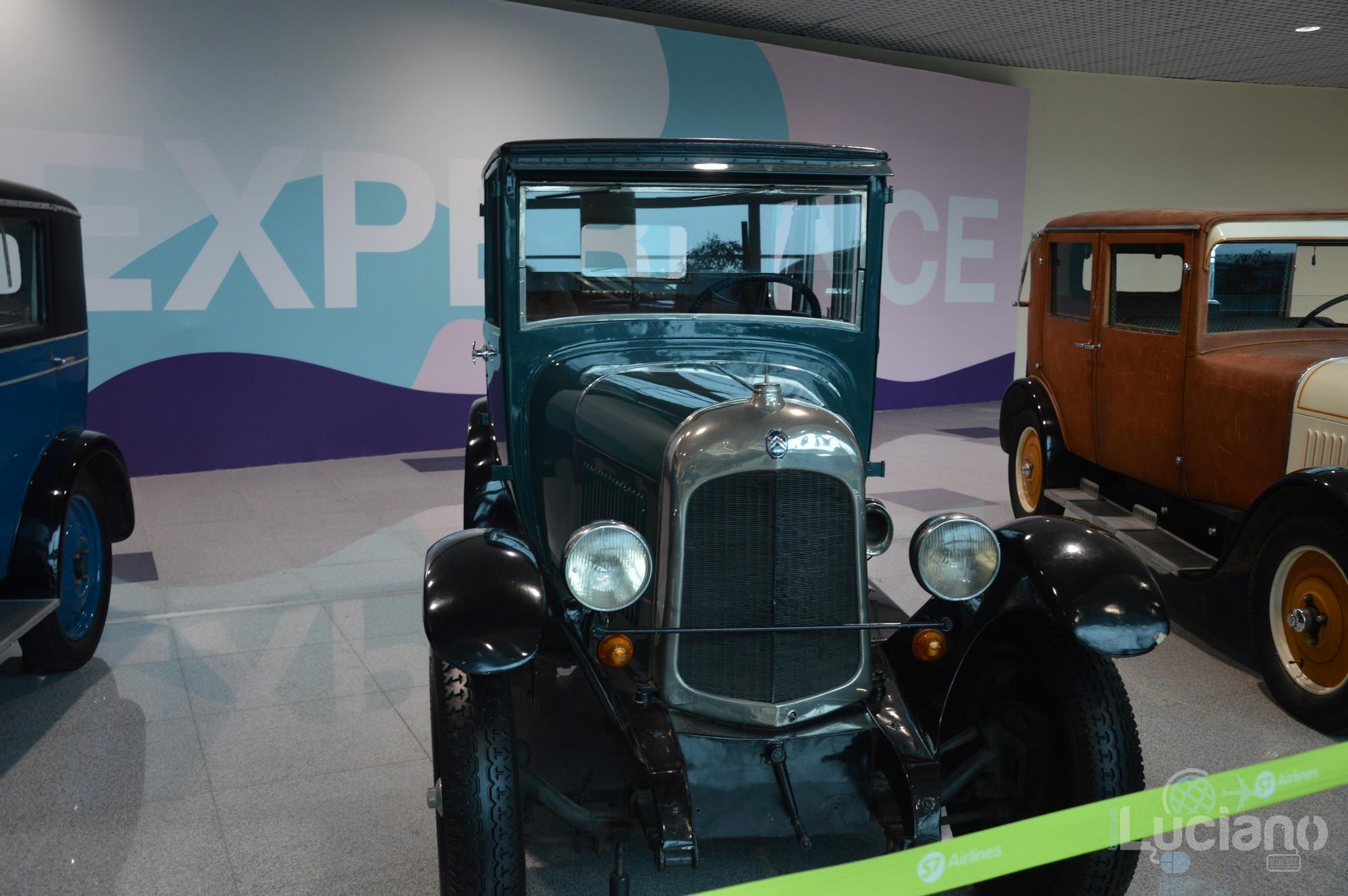 Citroën B Conduite interieure del 1925