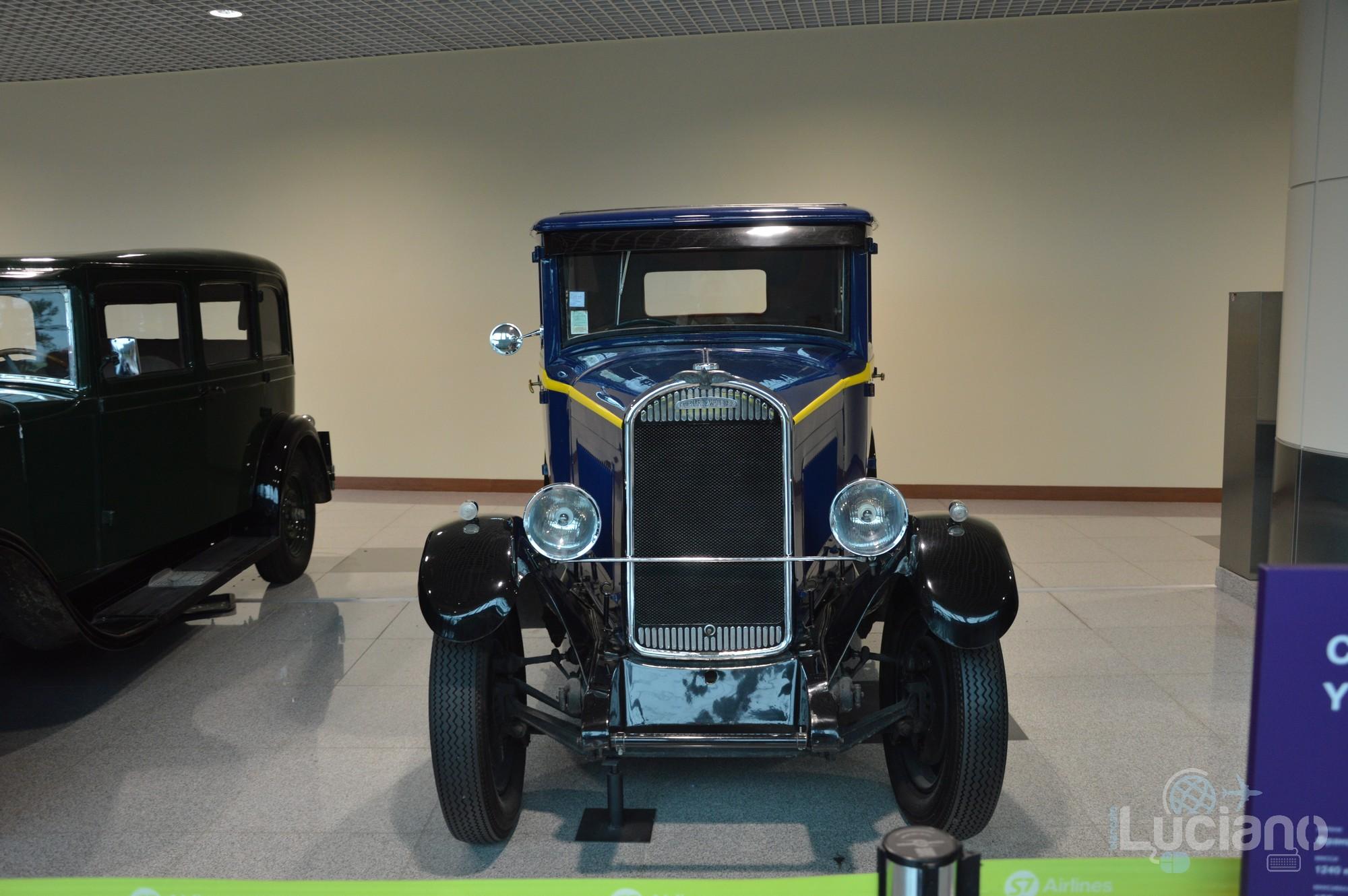 Chenard & Walcker Y6 del 1931