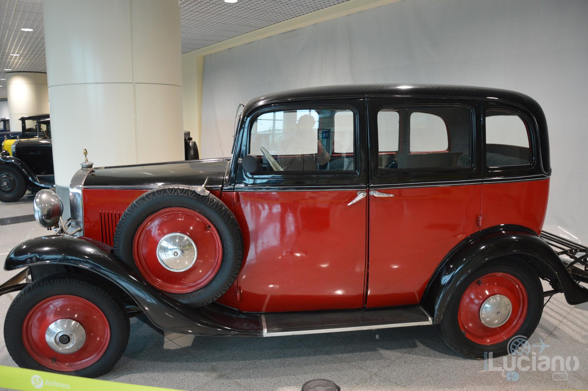 Opel Model 1,2L del 1933