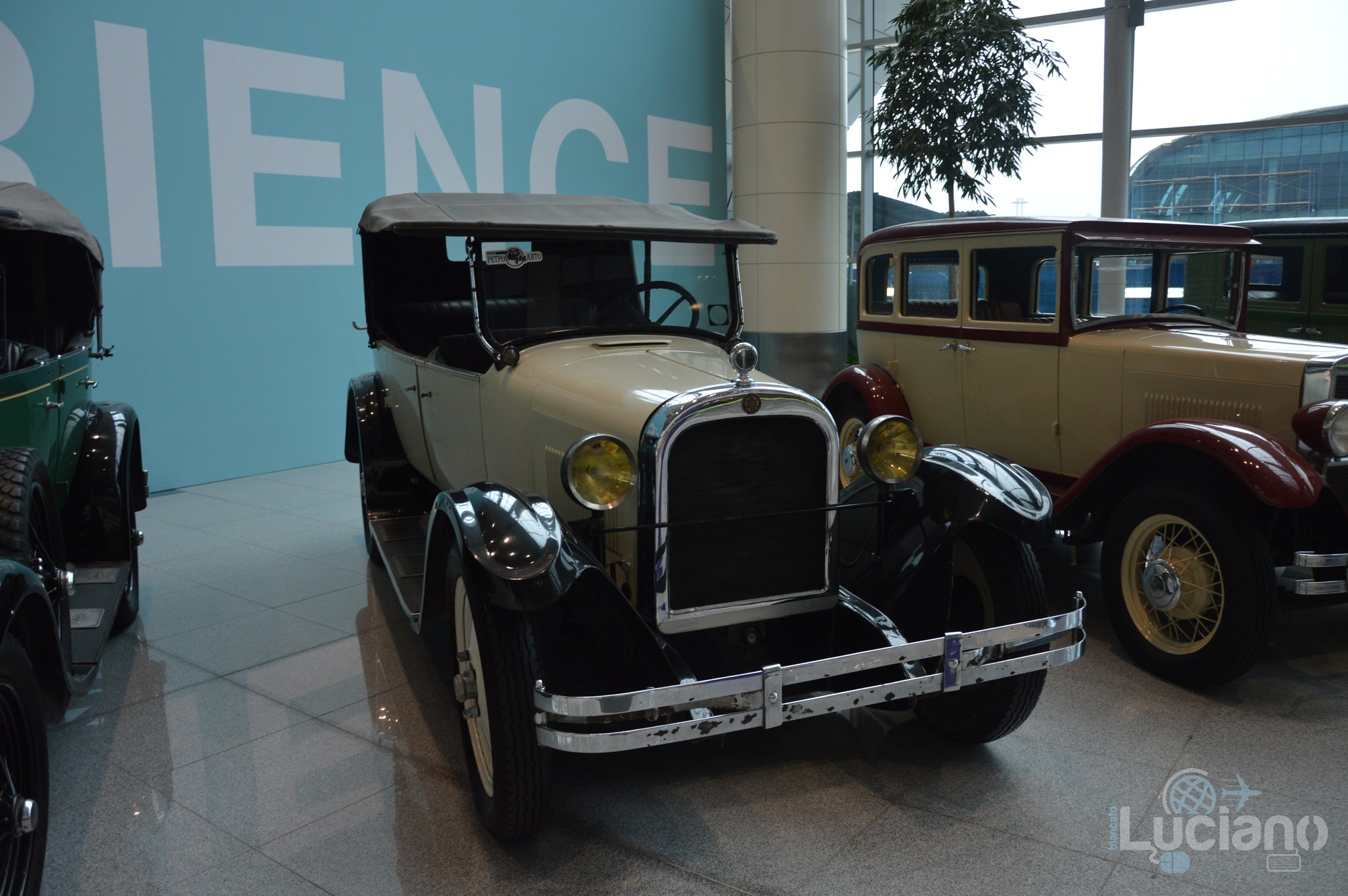 Dodge 124 Open Tour del 1928