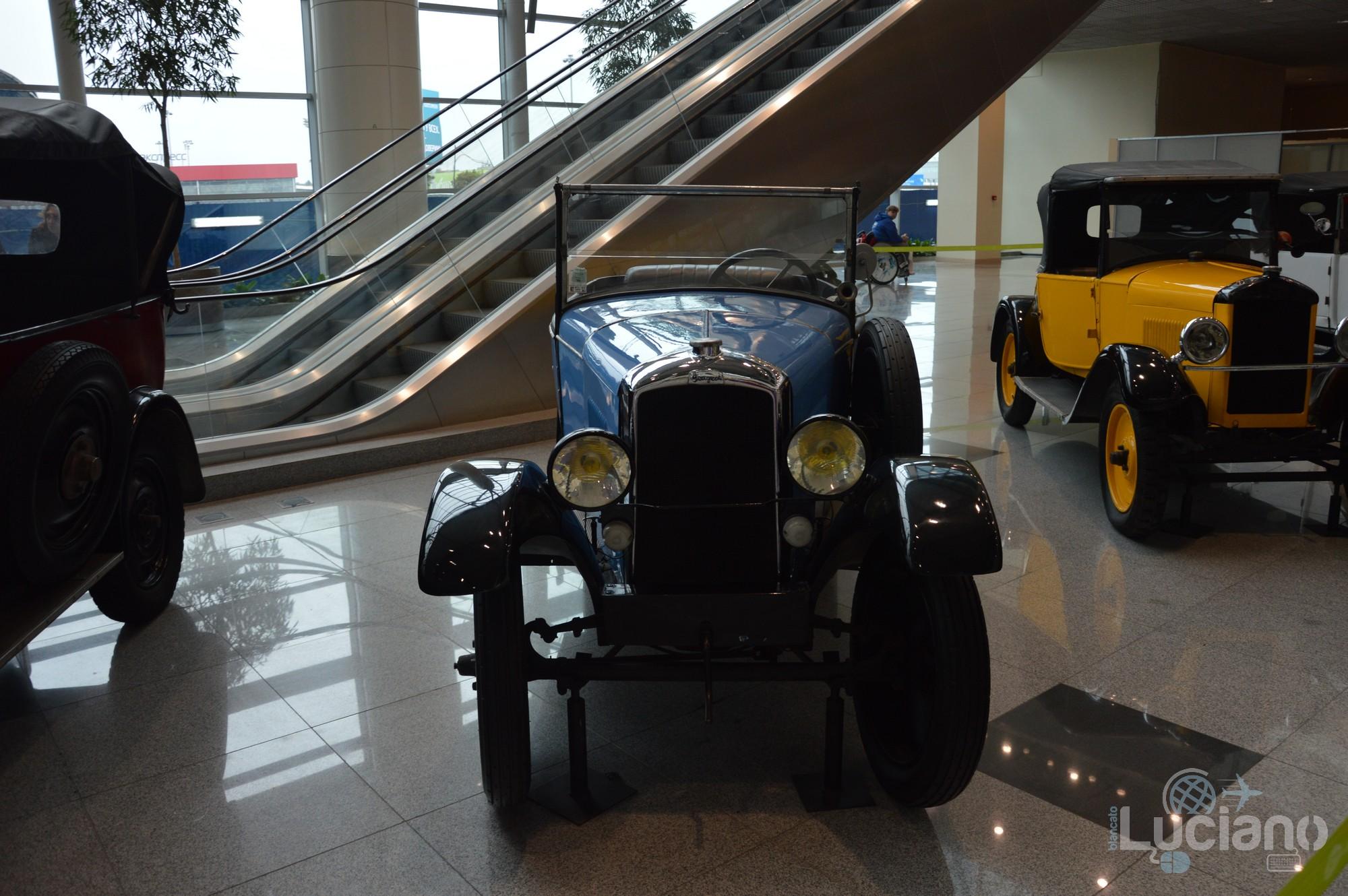Peugeot 172 R del 1926