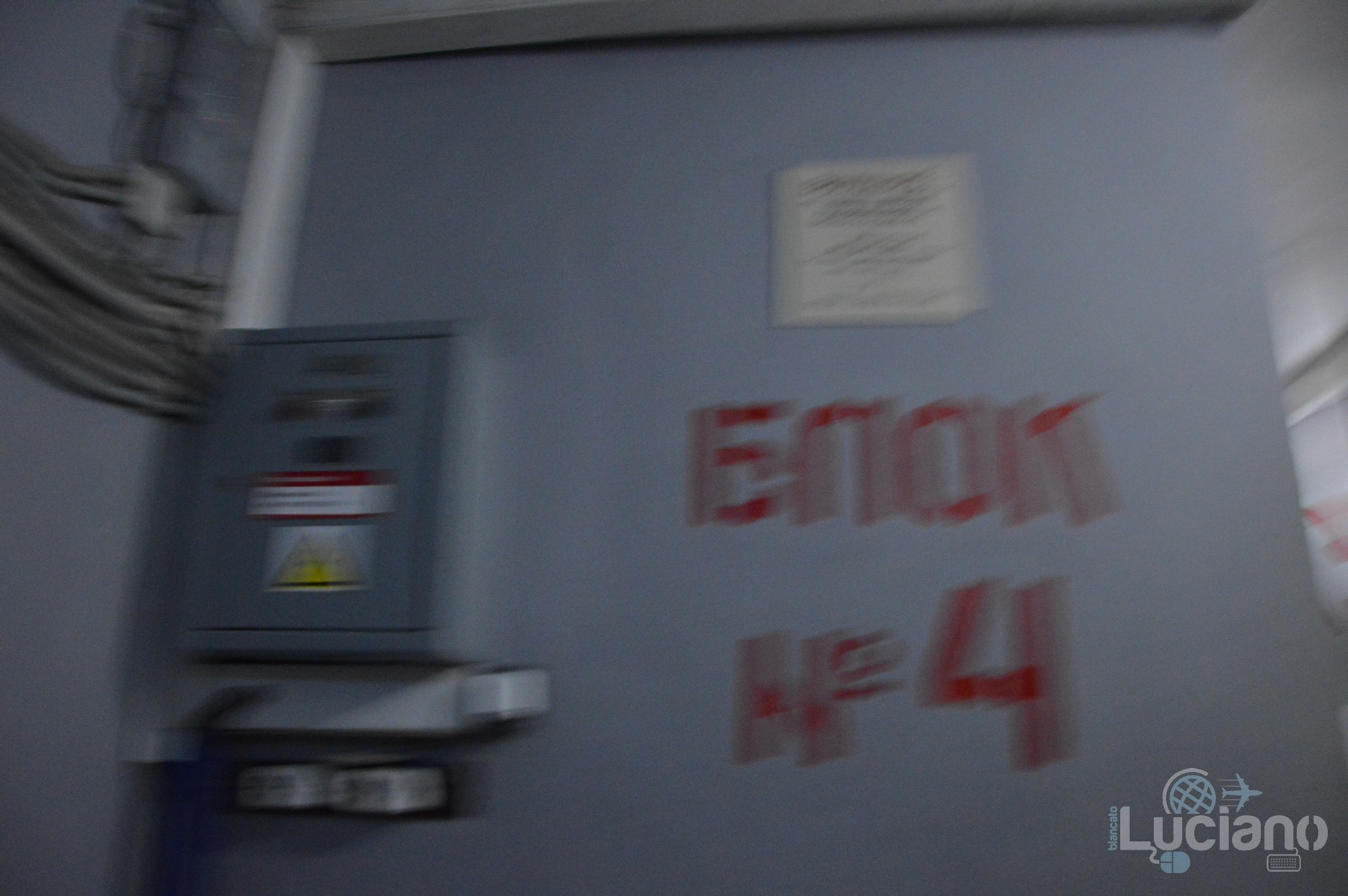 Bunker 42 - Mosca - Russia