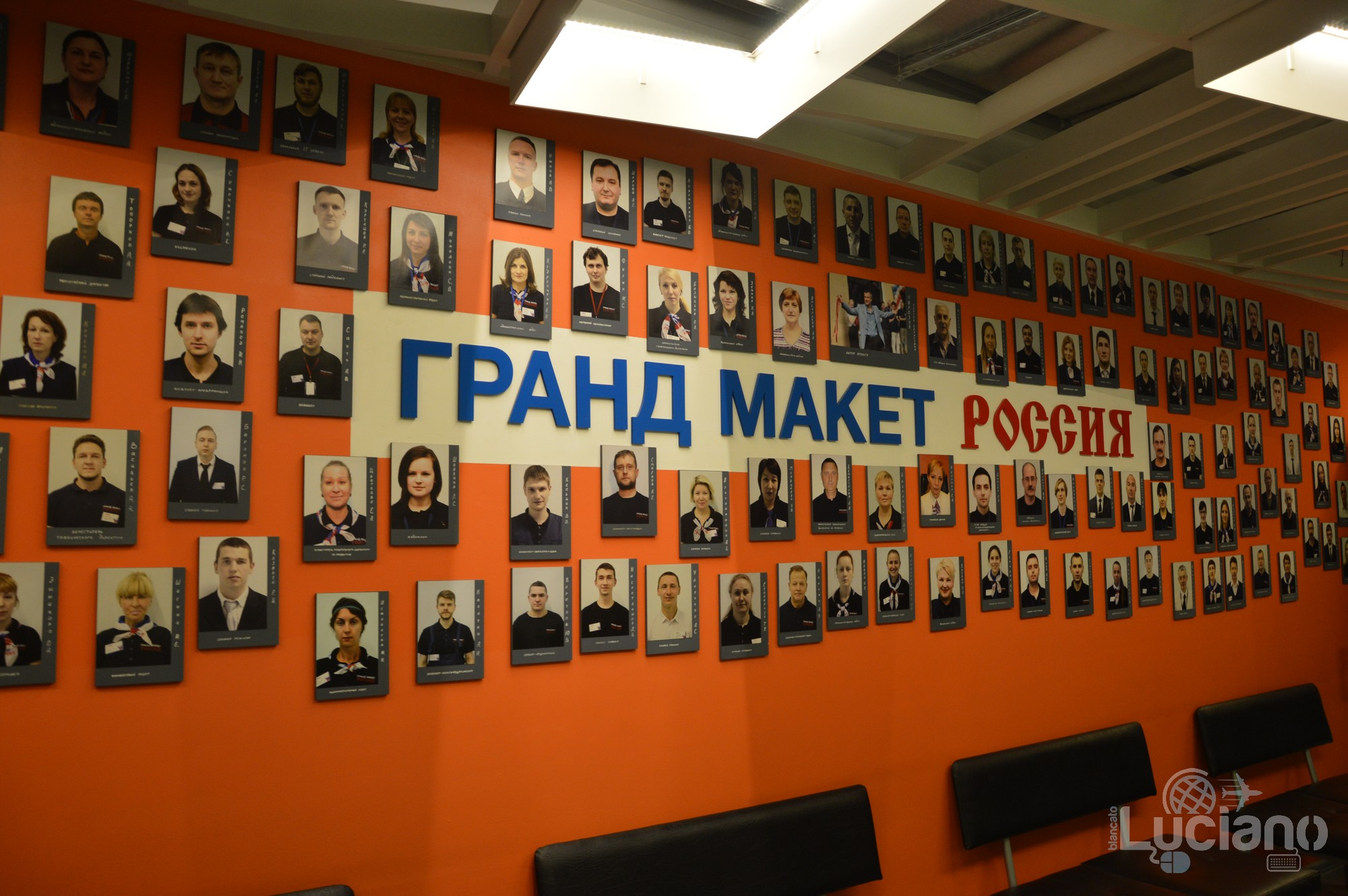 Grand Maket Rossiya - St. Petersburg - Russia