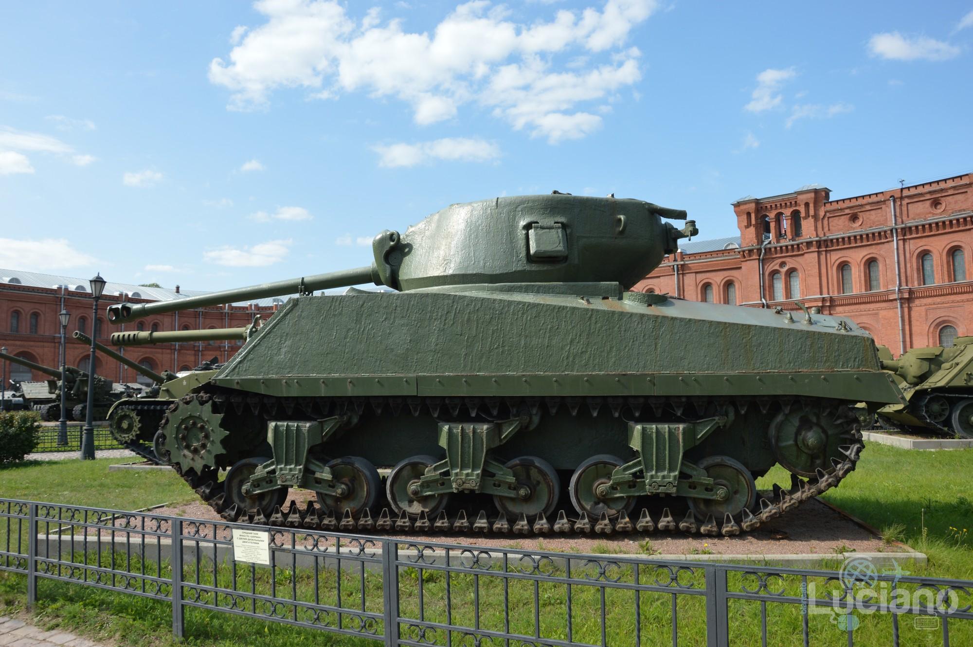 Museo storico militare di artiglieria, del genio e del Corpo delle comunicazioni – San Pietroburgo – Russia