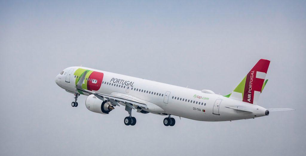 TAP Air Portugal - A321LR