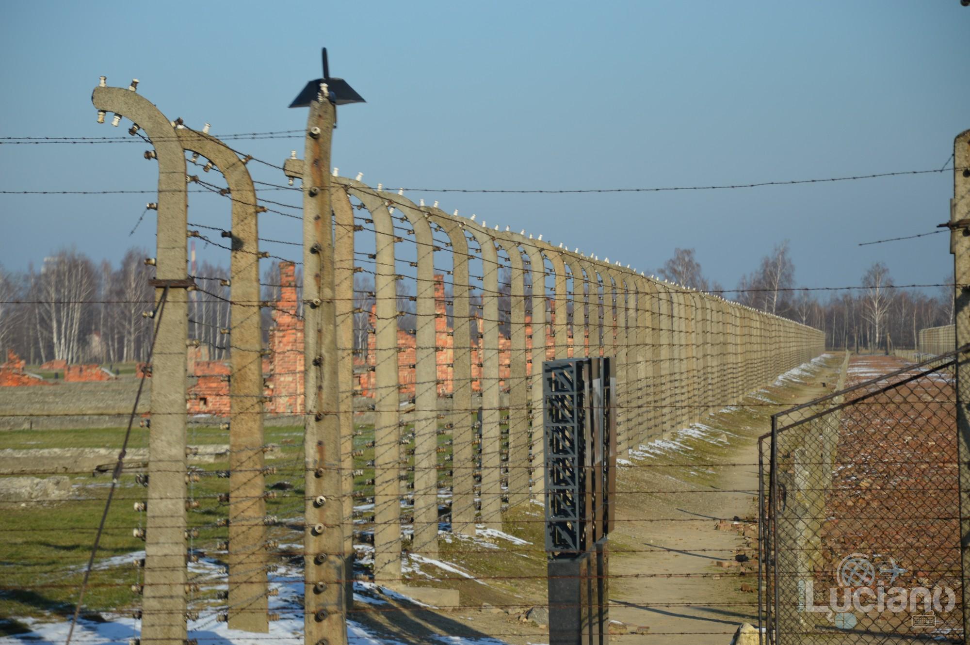 Birkenau Camp - Poland