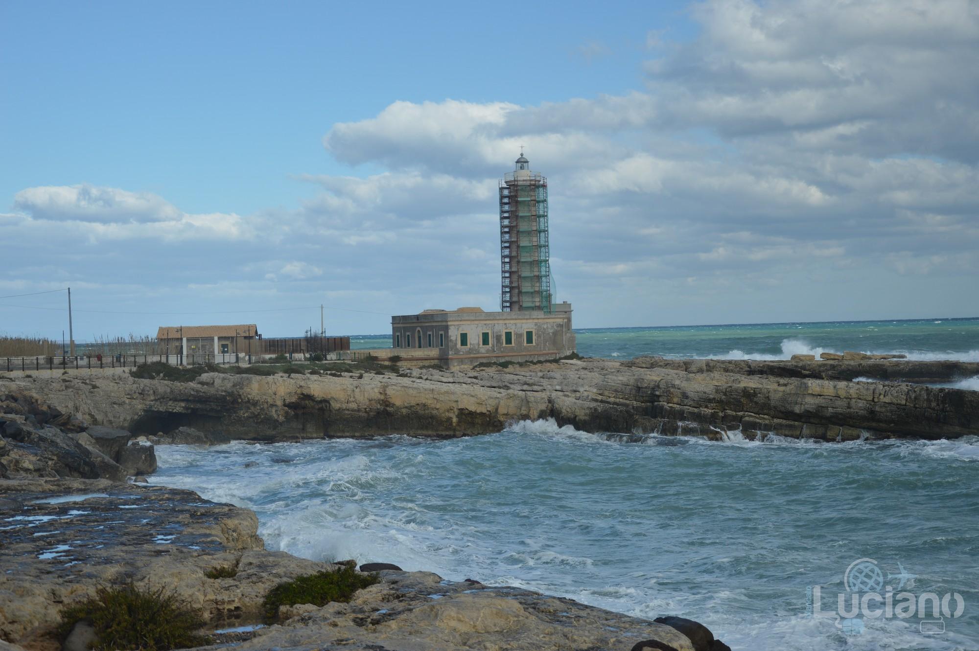 Faro Capo Santa Croce Augusta e Faro Capo di Murro Di Porco Siracusa