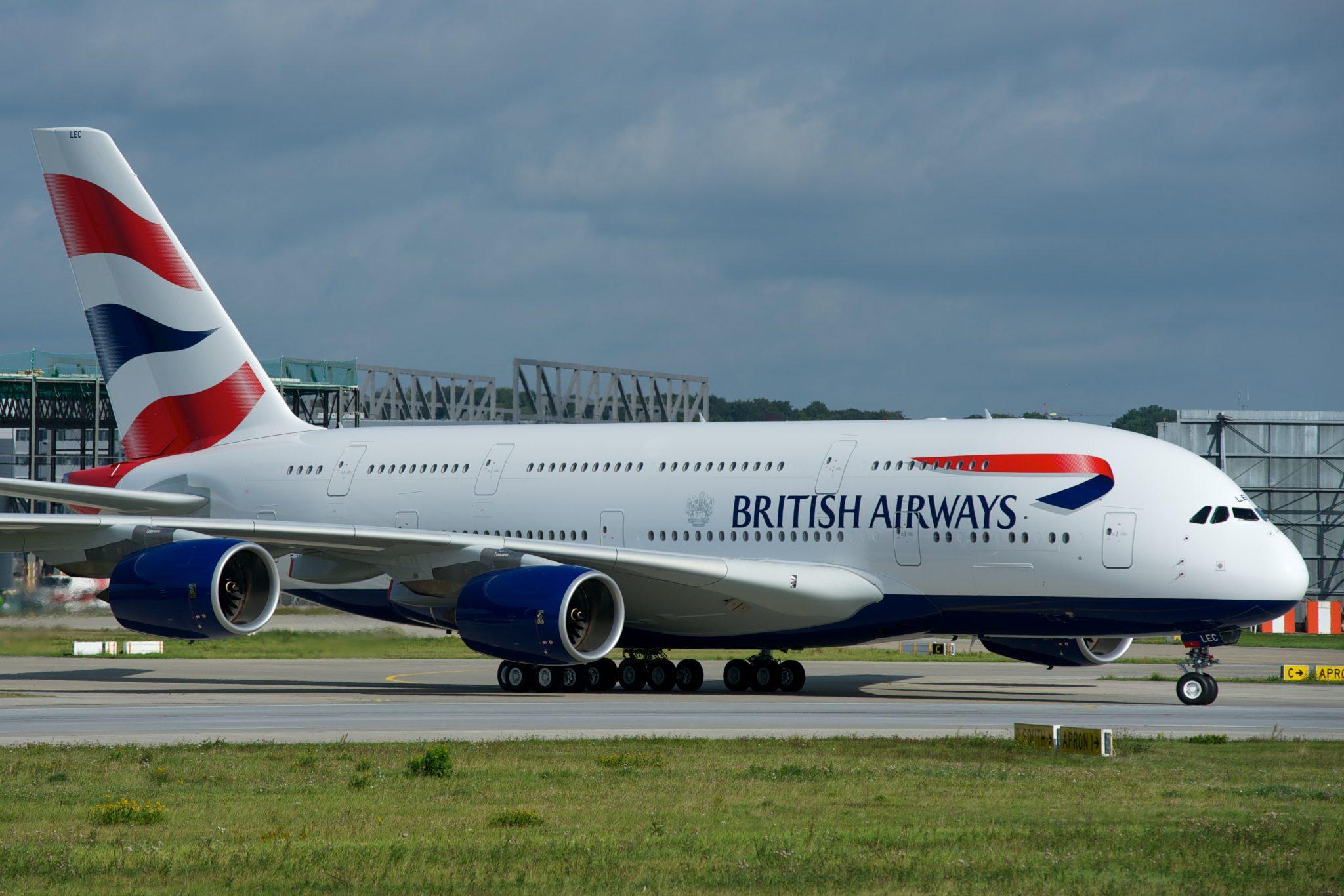British Airways riprende i voli con l'Italia dal 1 giugno